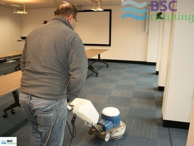 BSC Cleaning - Tapis